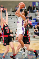 Gallery: Girls Basketball Camas @ Lake Stevens